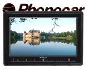 Phonocar 7 Monitor extra flach VM173