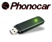 Phonocar Modem USB Surf Stick HSPA 3G