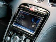 Radioblende Doppel-DIN Peugeot 308 2009-2014 schwarz nacre