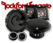 Rockford Fosgate Power 2-Wege-System T1650-S