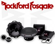 Rockford Fosgate Power 2-Wege-System T1675-S