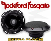 Rockford Fosgate Power 2-Wege-Koax T1S652 extra flach