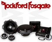 Rockford Fosgate Power 2-Wege-System T2 52-S