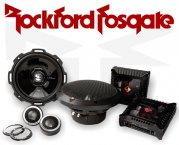 Rockford Fosgate Power 2-Wege-System T2 652-S
