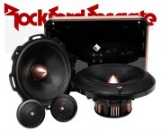 Rockford Fosgate Power 2-Wege-System T5 652-S