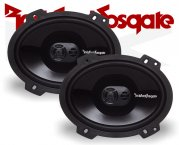 Rockford Fosgate Punch 3-Wege-Triax P1683