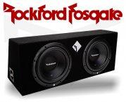 Rockford Fosgate Subwooferbox Dual Prime R1-2x10
