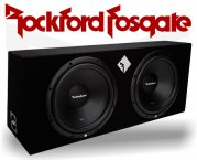 Rockford Fosgate Subwooferbox Dual Prime R1-2x12