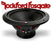 Rockford Fosgate Punch P1 Subwoofer P1S2-12