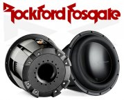 Rockford Fosgate Subwoofer Power T2 T2D415