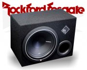 Rockford Fosgate Punch P1 Subwooferbox P1S12BX