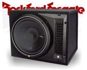 Rockford Fosgate Punch P2 Subwooferbox P2-1x12