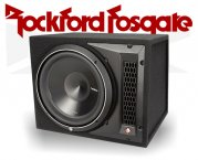 Rockford Fosgate Punch P3 Subwooferbox P3-1x10