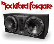Rockford Fosgate Punch P3 Subwooferbox P3-2x10