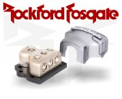 Rockford Fosgate Verteilerblock RFD4