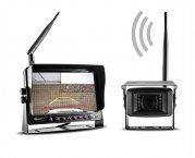 Funk Rückfahrkamera mit 7 Monitor für PKW, LKW, Wohnmobil