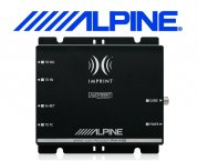 Alpine Imprint Sound Prozessor PXA-H100