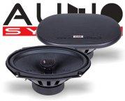 Audio System 2-Wege Auto Lautsprecher Koax oval MXC609