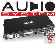 Audio System Car Audio Endstufe R 110.4 800W