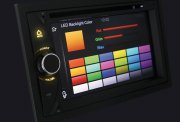 ESX Autoradio mit DAB+ Navigationsgerät i30 15,7cm Touchscreen Monitor VN630D DAB Auto und Wohnmobil