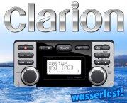 Clarion Radio für Boot und Outdoor CMD8 Marine (wasserfest)