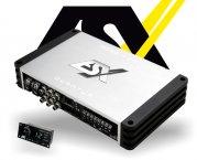 ESX Auto DSP Verstärker Endstufe QE80.4DSP 4-Kanal 4x 250W