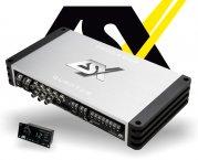 ESX Auto DSP Verstärker Endstufe QE80.6DSP 6-Kanal 6x 250W