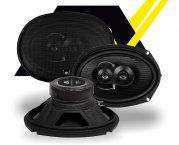 ESX Autolautsprecher Horizon 3-Wege Triax HZ-693 150x230mm 250W
