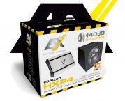 ESX 800 W Car Hifi Set Subwoofer Bass Endstufe HXP4
