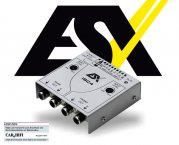 ESX Premium High-Low Adapter 4 Kanal ISC4