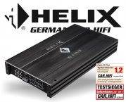 Helix Auto Verstärker 5-Kanal Endstufe G FIVE 4x 240W + 1x 1200W