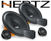 Hertz Dieci Auto Lautsprecher System 2-Wege DSK 165.3 165mm 160W