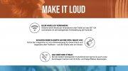 Hifonics EB115A Portable Entertainment Sound System mobile Eventbox mieten