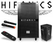 Hifonics EB115A Portable Entertainment Sound System mobile Eventbox kaufen