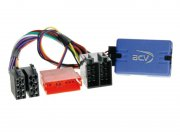 Lenkradfernbedienungsadapter für Autoradio Hyundai Mini-Iso ohne Soundsystem