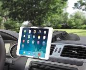 iPad und Tablet Halterung z.B. für Auto LKW Tisch Theke uvm.