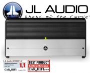 JL Audio Auto Verstärker XD-Serie Endstufe XD1000/1v2 600W