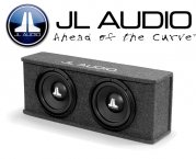 JL Audio WX-Serie Dual Bassbox CS210-WXV2
