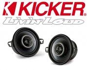 Kicker Auto Lautsprecher KS-Serie 2-Wege-Koax KSC354 87mm 100W