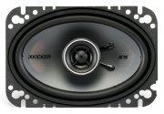 Kicker Auto Lautsprecher KS-Serie 2-Wege-Koax KSC464 100x160mm oval 150W