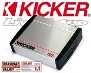 Kicker Auto Verstärker Endstufe KX1200.1 1x 1200W