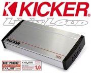 Kicker Auto Verstärker Endstufe KX2400.1 1x 2400W