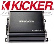 Kicker Auto Verstärker Endstufe CXA600.1 1x 600W