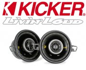 Kicker Autolautsprecher Koax CS35 87mm 90W