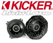 Kicker Autolautsprecher Koax CS4 100mm 150W