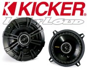 Kicker Autolautsprecher Koax CS5 130mm 225W