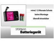 Stop&Go Marderschutz Set mobil Ultraschall für Garage Haus Boot uvm.