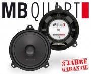 MB Quart Subwoofer BMW Bass Lautsprecher QMW-165 BMW 165mm 140W