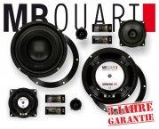 MB Quart Lautsprecher für VW QM-200.3 VW GOLF 5 180W