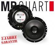 MB Quart Subwoofer VW Bass Lautsprecher QMW-165 VW 165mm 120W